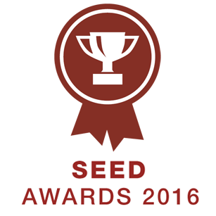 Meet the 2016 SEED Award Winners