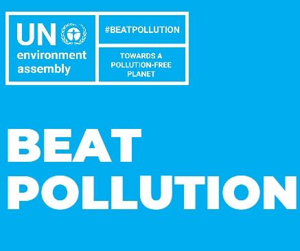 UN Environment #BeatPollution